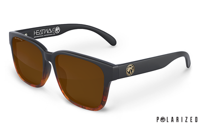 Apollo Sunglasses: WHISKEY FADER