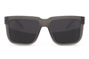 Avenue Sunglasses: Frosted Smoke