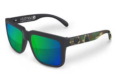 Avenue Sunglasses: Woodland Camo Customs
