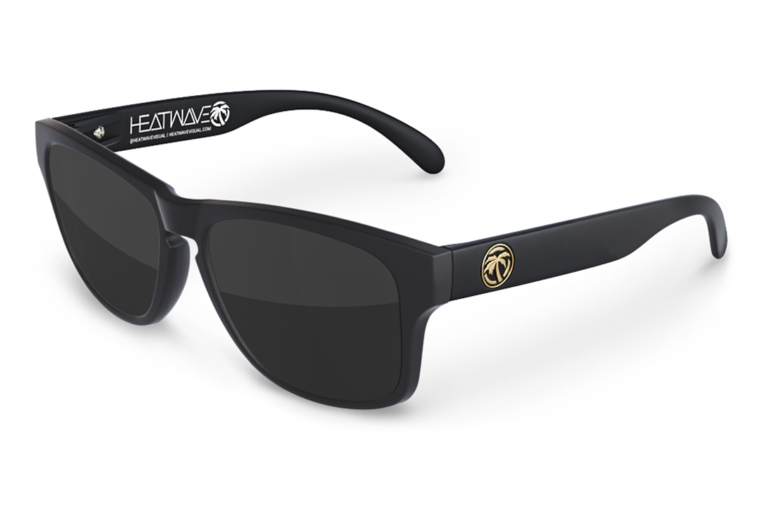 Cruiser Sunglasses: Black