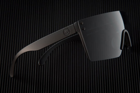 Lazer Face Sunglasses: Black Z.87+