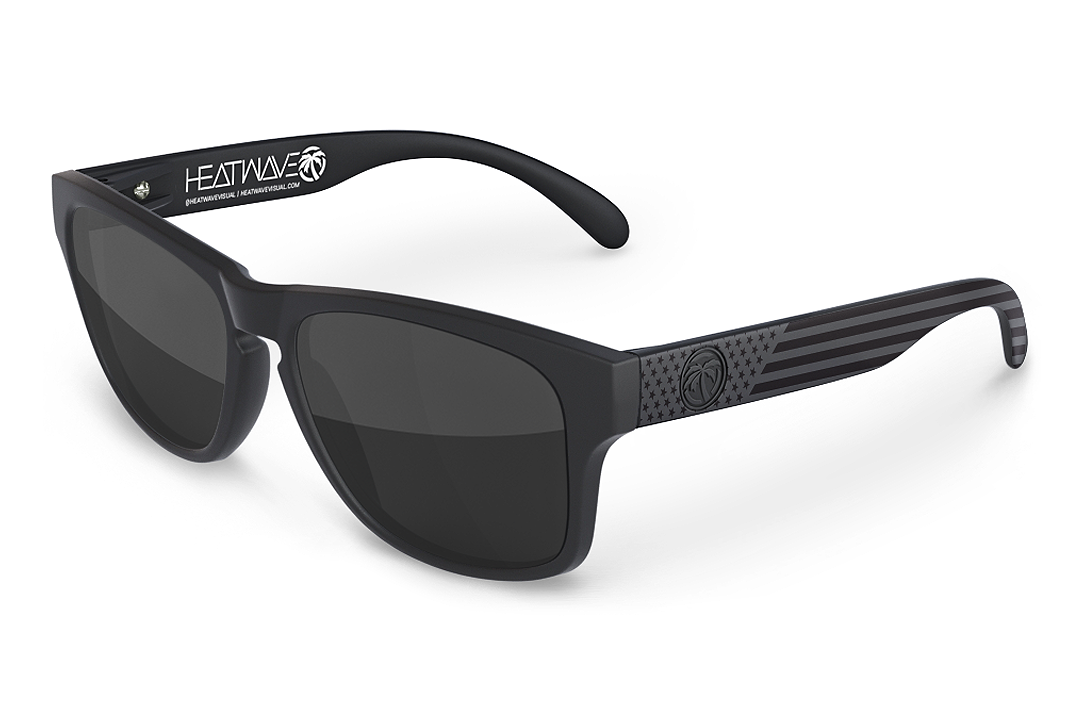 Cruiser Sunglasses: Stars & Stripes SOCOM Customs