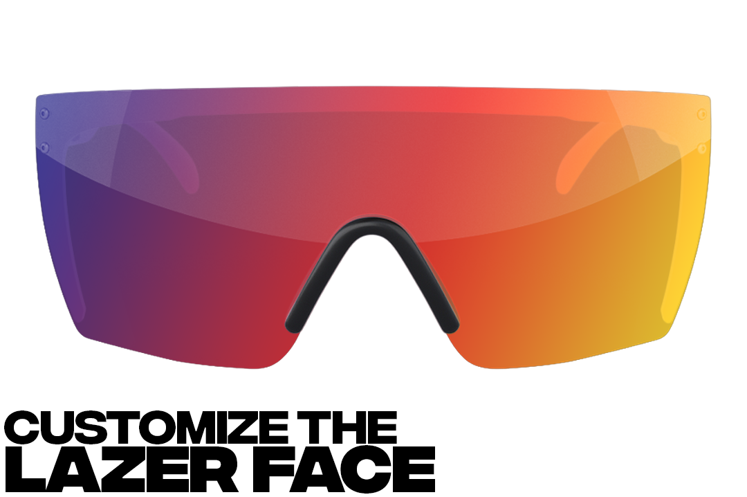 Custom Lazer Face
