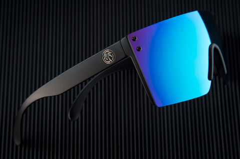 Lazer Face Sunglasses: Galaxy Z.87+