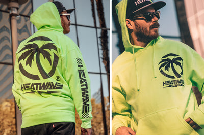 Heat Wave HI-VIS Bolt Sweatshirt