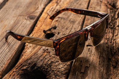 Interceptor 2.0 Sunglasses: Tortoise