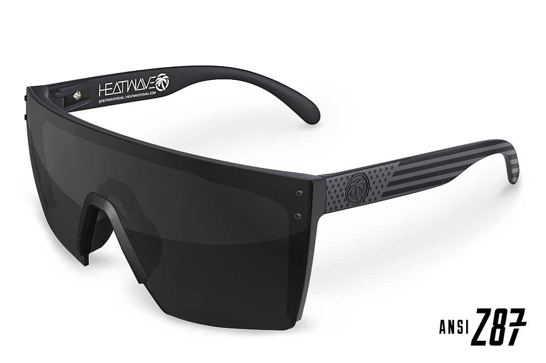 Lazer Face Sunglasses: Stars & Stripes SOCOM z87