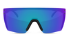 Lazer Face Sunglasses: Stars and Stripes Customs