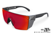 Lazer Face Sunglasses: FIRESTORM Z.87