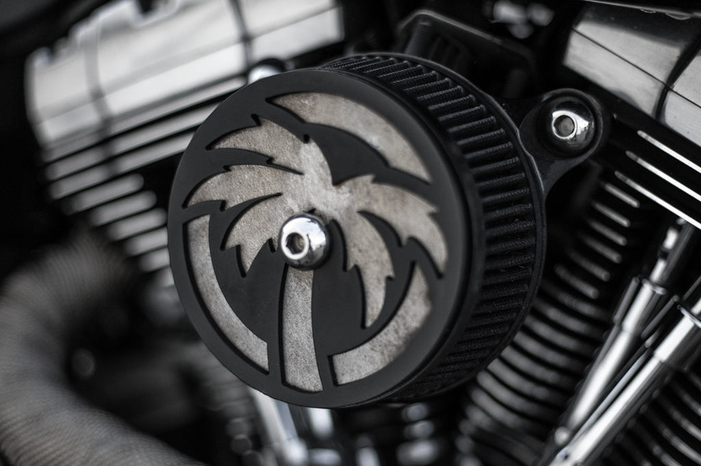 ICON H-D Air Cleaner Cover