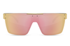 Quatro Sunglasses: ROSE GOLD