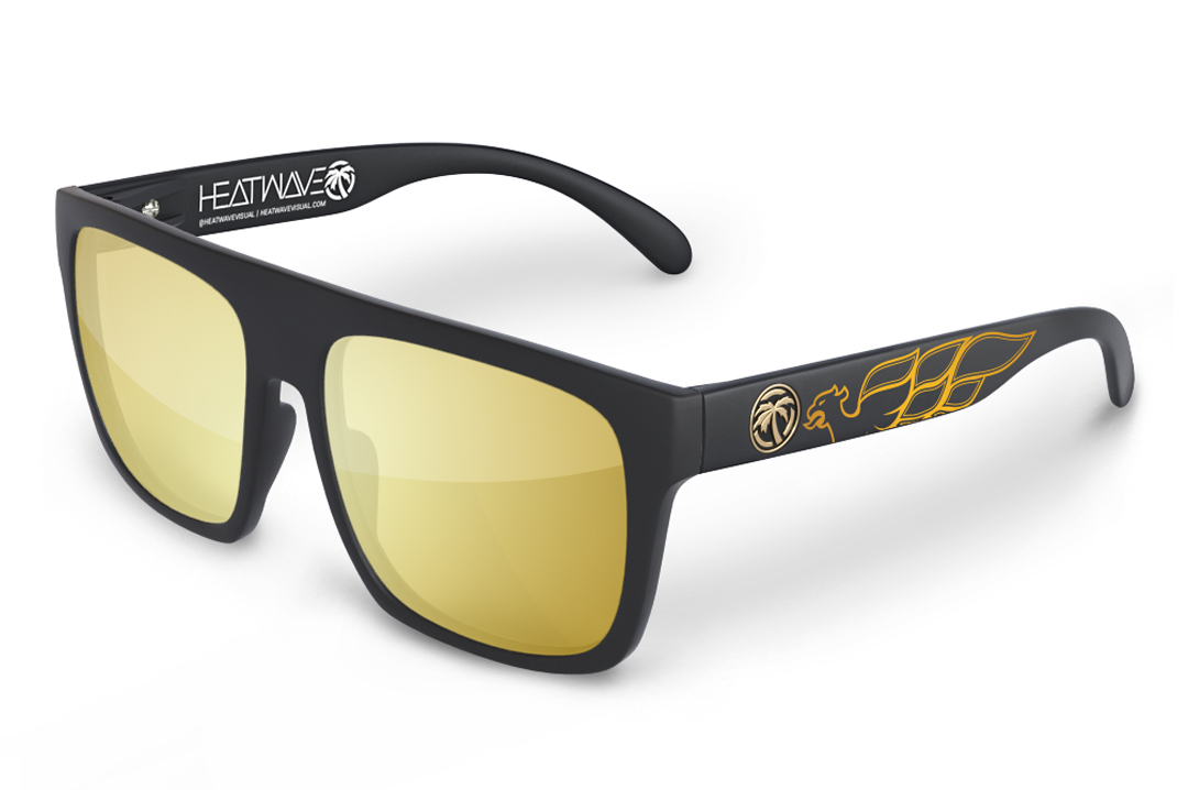 Regulator Sunglasses: Firebird Customs