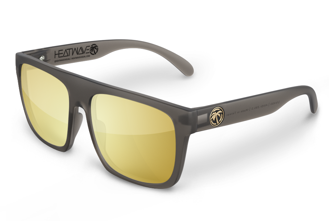 Regulator Sunglasses: Frosted Smoke