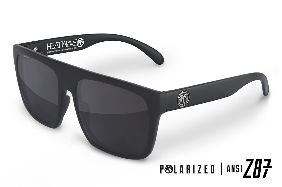 Regulator Z87 Sunglasses: Polarized BLACK Z87 Lens