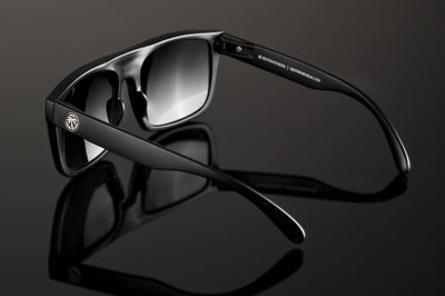 Heat Wave Visual Black Regulator Sunglasses