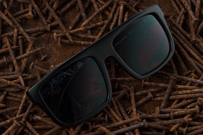 Regulator Z87 Sunglasses: Black Z87 Lens