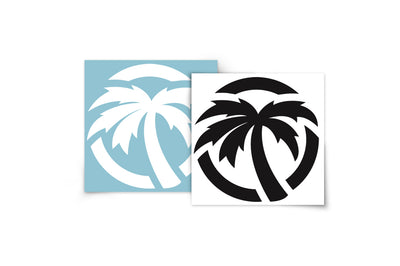 "Heat Wave 3"" ICON Decal"