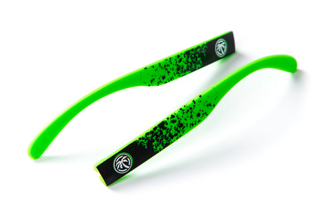 Arms: Splatter Moto Green