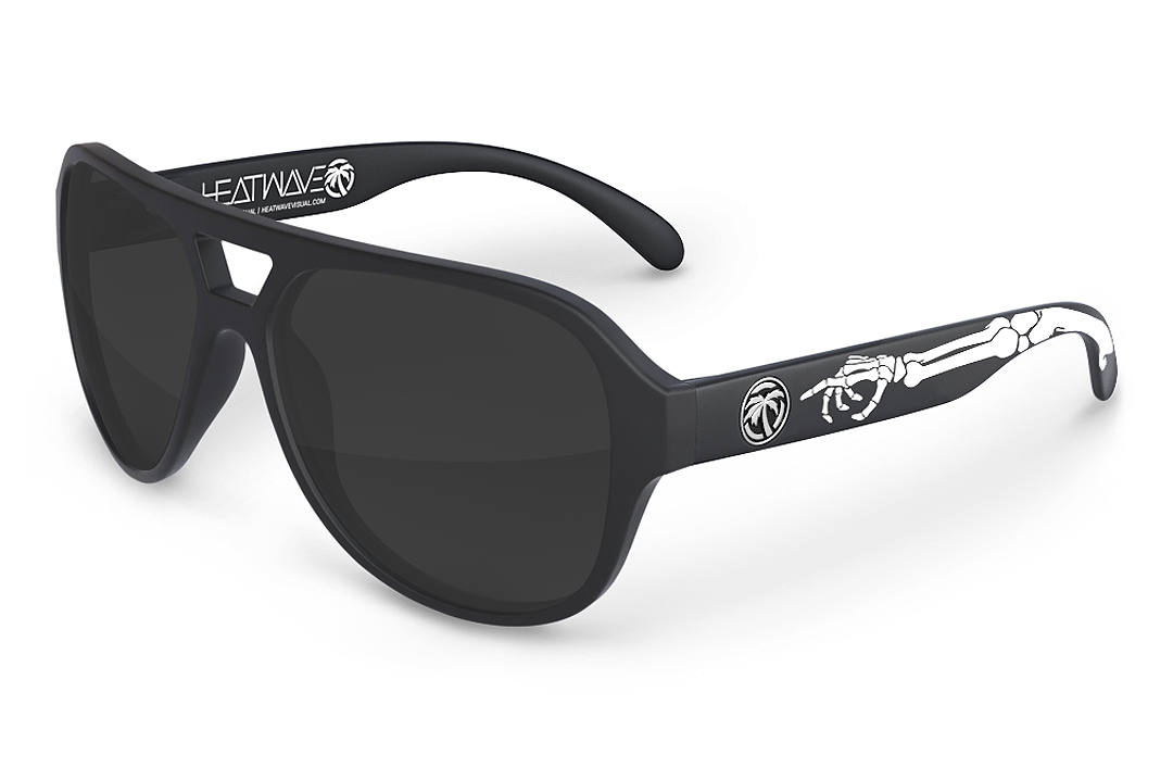 Supercat Sunglasses: BONES Customs
