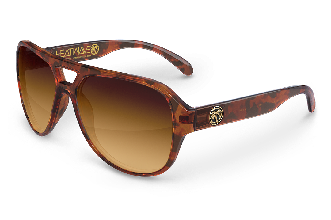 Supercat Sunglasses: Tortoise
