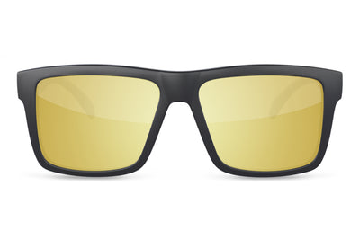 VISE Sunglasses: BLACK
