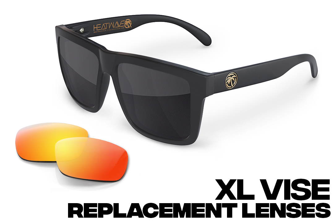 XL Vise: Replacement Lenses