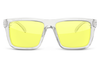 XL VISE Z87 Sunglasses Vapor Clear: