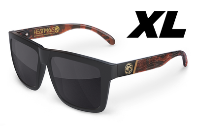 XL VISE Sunglasses: Woodgrain Customs