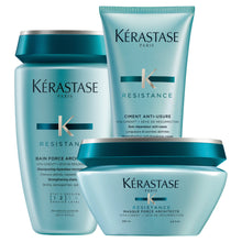 Load image into Gallery viewer, Kérastase® Resistance Bain Force Architecte 250ml