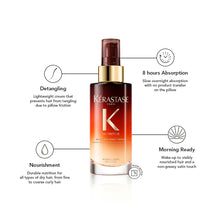 Load image into Gallery viewer, Kérastase® Nutritive 8H Magic Night Serum 90ml
