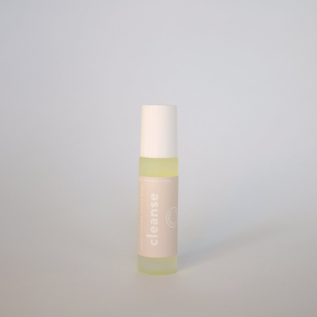 Courtney + Babes Perfume Roller 'Cleanse' 10ml