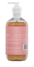Load image into Gallery viewer, Freshwater Farm Rosewater + Pink Clay Cleansing Castile Handwash 500ml