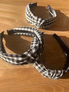 Hair x Play by Allure Gingham headband