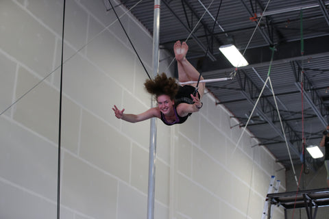 flying trapeze lesson for one person