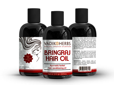 Bringraj Hair Oil