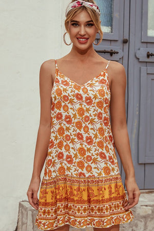 Sweet Magnolia | Halter Dress