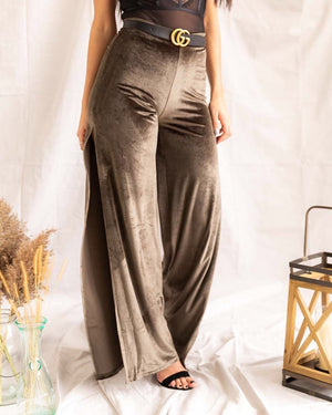 Mystic Falls | Side Slit Pant - PepperLilly