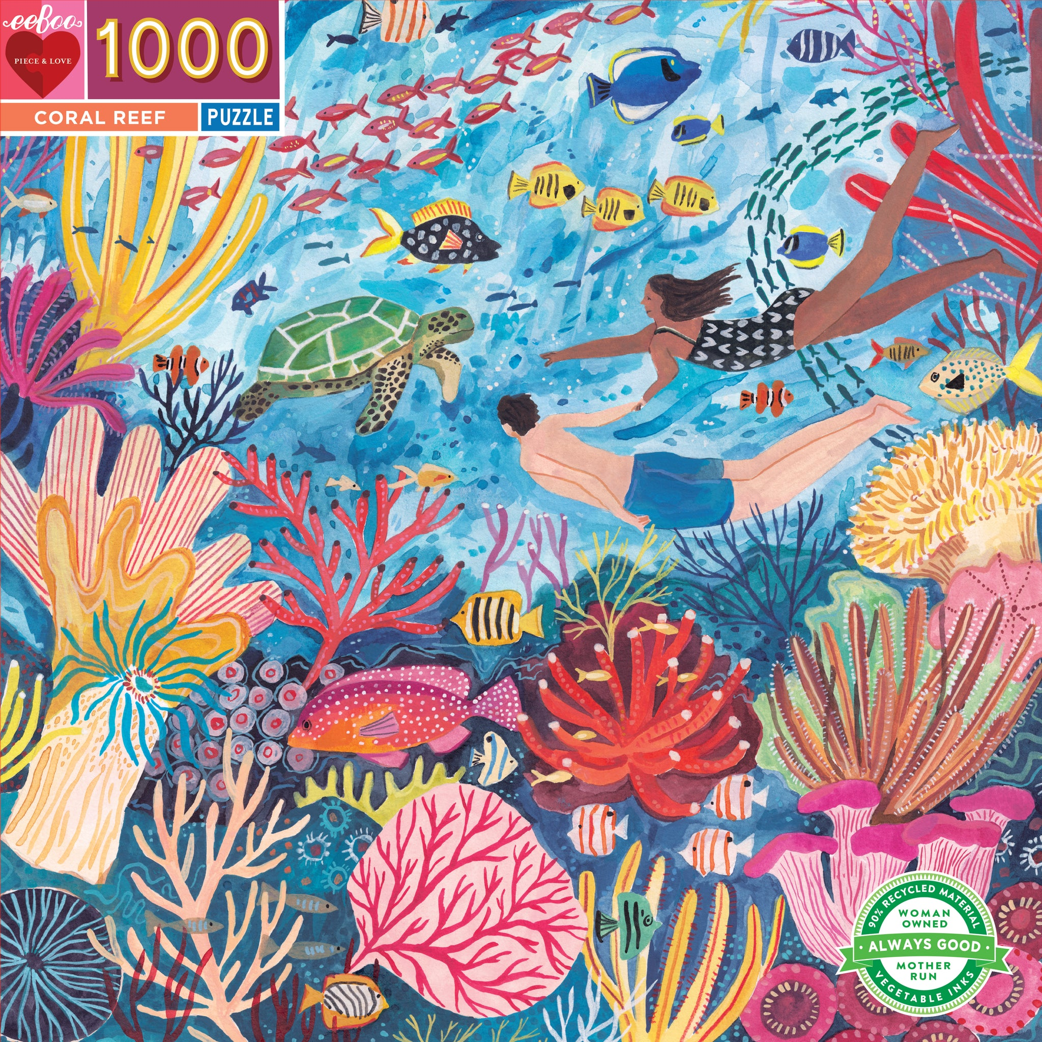 Puzzle - Coral Reef