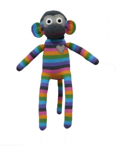 Sock Monkey - Georgia