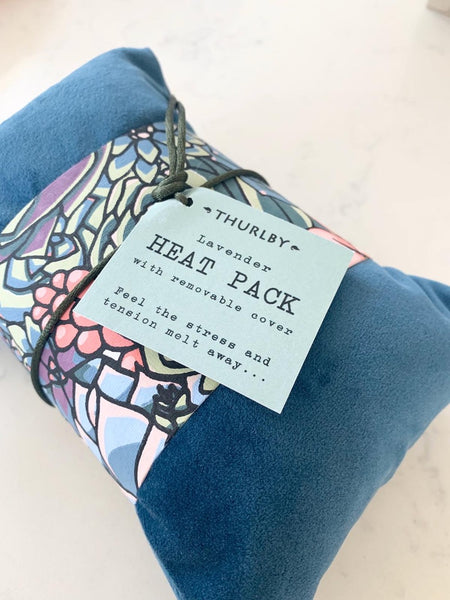 Natural Heat Pack - 4 Colours
