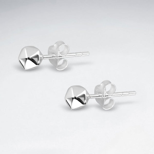 Angular Ball Stud - 3 colours