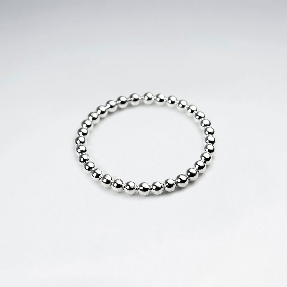 Stackable Bead Ring - Size 7
