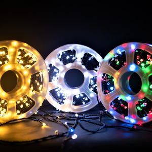 50M Multi-Color Flashing String - 500LED