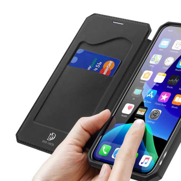 DUX DUCIS Flip Mobile Cover For I Phone 11 PRO