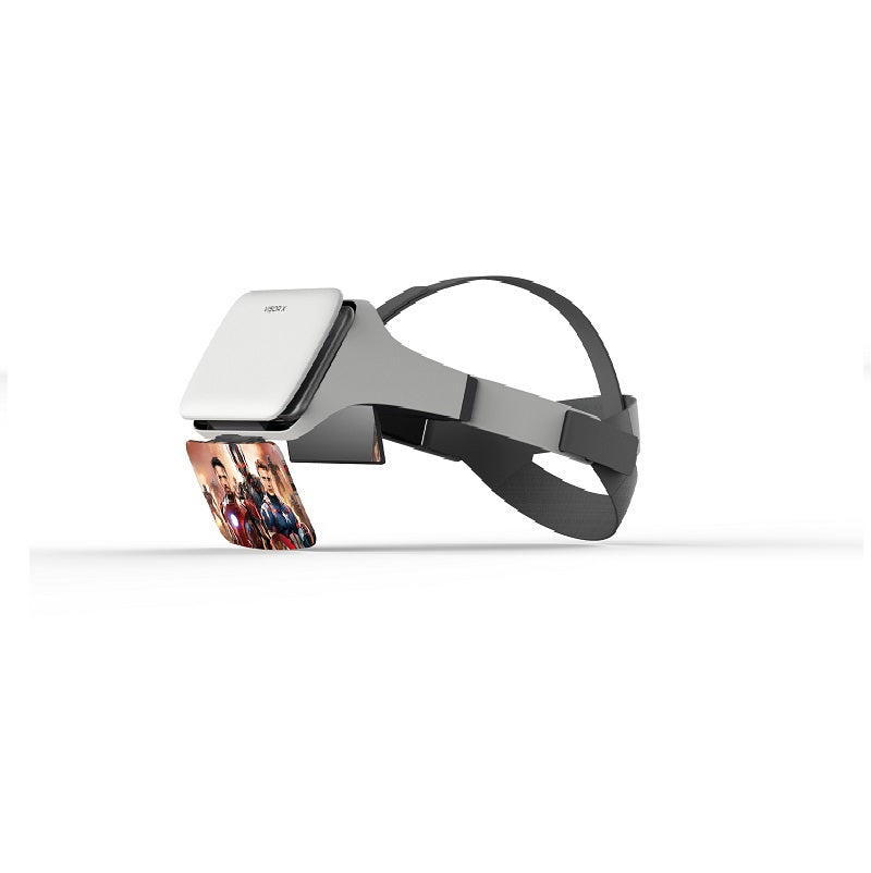 VISOR X Head-Mounted Mobile Phone Screen HD Amplifier