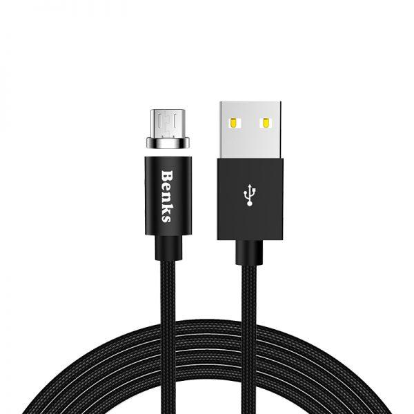 BENKS D21 Magnetic Type C USB Cable