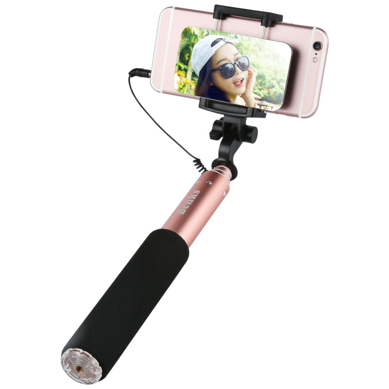 Benks Magic Mirrior Selfie Stick With Fill in light
