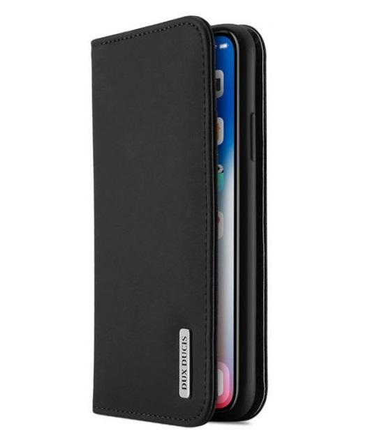 DUX DUCIS Wise Leather Mobile Cover For Apple I Phone Xs Max