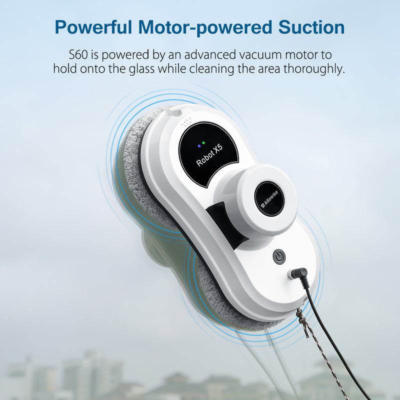 S60 Window Cleaner Cleaning Robot