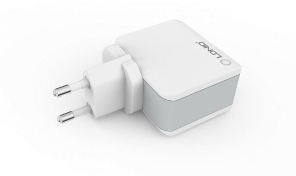 LDNIO A3303 3-Port Usb Home Charger